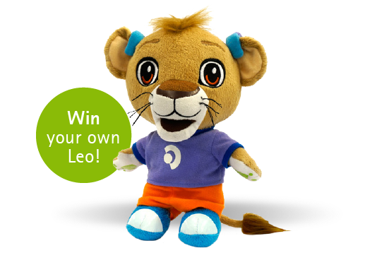 Win a Leo toy